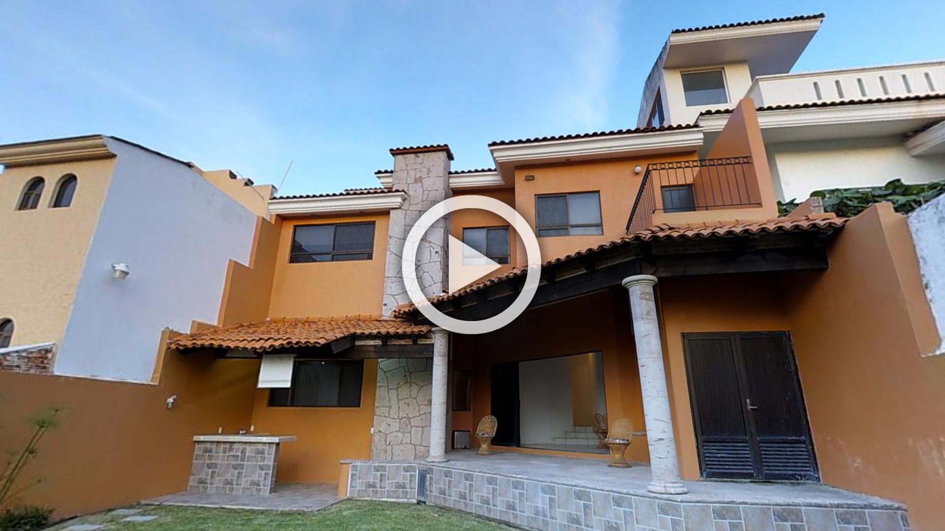 Casa bugambilias for Casas modernas recorrido virtual
